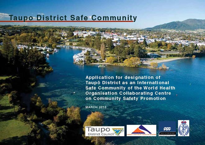 TDC safe community cover
